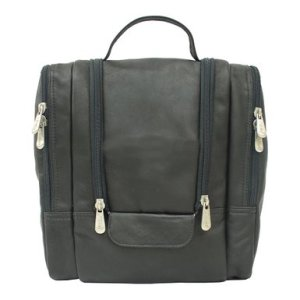 Piel Leather Hanging Travel Toiletry Kit