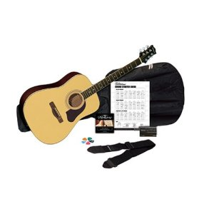 Silvertone SD3000PAK Acoustic Guitar Pack