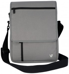 V7 Over Shoulder Water Resistant Messenger Bag