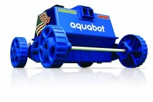 Aquabot APRVJR Pool Rover Robotic Pool Cleaner