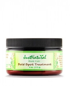 Bald Spot Treatment from Just Natural