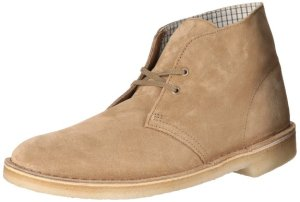Clarks Desert Boot with Ankle High System