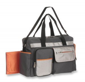 Graco Tangerine Smart Diaper Bag