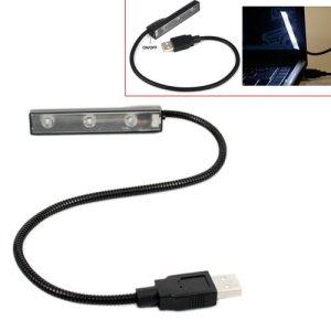 HDE Portable USB LED Light