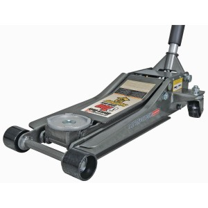 Heavy Duty Ultra Low Profile Steel Floor Jack