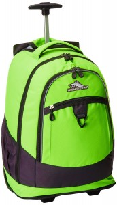 High Sierra Wheeled Book Bag