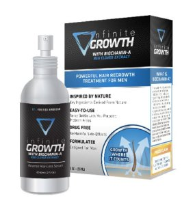 Infinite Growth Hair Regrowth for Men