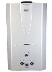 Marey Powwer Gas Digital Tankless Water Heater