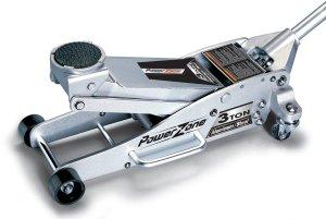 Powerzone 4380044 Aluminum and Steel Jack