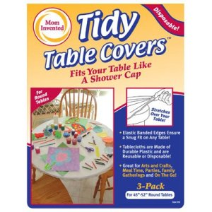 Tidy Table Covers
