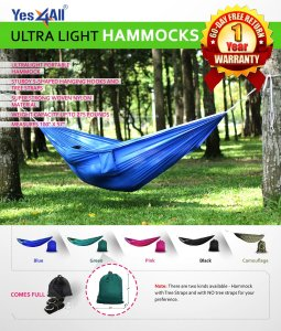 Top 10 Best Portable Hammocks In 2015 Review