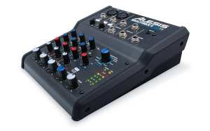 Alesis Multimix 4 USB FX 4-Channel Mixer with Effects Plus USB Audio Interface