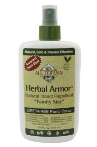All Terrain Herbal Armor DEET-Free Natural Insect Repellent