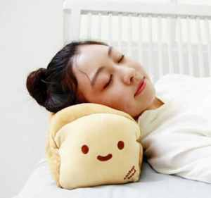 BREAD 6, 10, 15 Plush Pillow Cushion Doll Toy Gift Home Bed Room Interior Decoration Girl Child Gift Cute Kawaii by Cupid Gift Sho