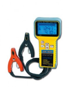 Digital Automotive Battery Analyzer