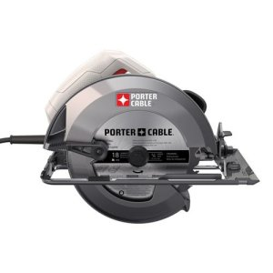 PORTER-CABLE PC15TCS 15 Amp Heavy-Duty Circular Saw, 7-14