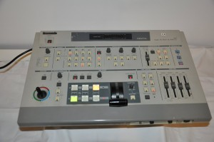 Panasonic WJ-MX30 Digital Audio Video Production Mixer