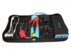 Walma 38000mAh Car Jump Starter Booster for Gasoline and Diesel Vehicle with SOS Lights Mobile Phone Battery Charger