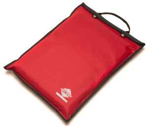Aqua-Quest Waterproof Laptop Macbook Pro Air PC Case with Padded Sleeve - 15 Computer Dry Bag
