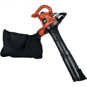 Black & Decker BV5600 High Performance BlowerVacMulcher