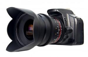 Bower SLY24VDS Ultra-Fast Wide-Angle 24mm T1.5 Digital Cine Lens for Sony Alpha SLR Camera