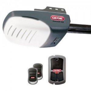 GEN37411V - GENIE 37411V Garage Door Opener with 1 2 HP AC Screw