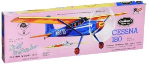 Guillow's Cessna 180 Model Kit