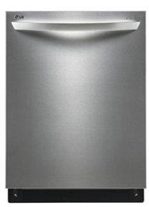 LG LDF8764ST Fully Integrated Dishwasher, Stainless Steel