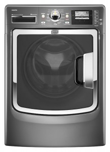 Maytag 4.3 Cu Ft. Gray Maxima Front Load Washer - MHW9000YG