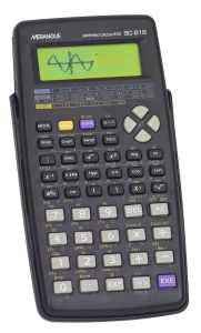 Merangue SC818BL Graphics 101 Calculator