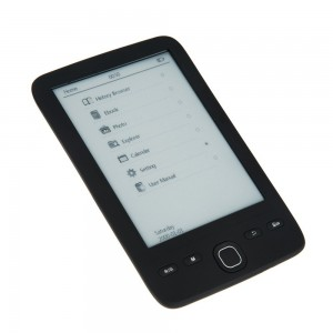 PINWHEEL 4GB Build In Memory 6 Ebook Reader Support MP3(D26)