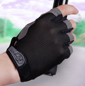 Plusinno TM Fingerless Fishing Gloves Fish Handling Gloves,