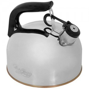 Revere 2-13-Quart Whistling Tea Kettle