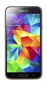 Samsung Galaxy S5 G900F 4G LTE 16GB Factory Unlocked GSM Quad-Core Android Smartphone - Copper Gold