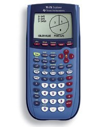 TEXAS INSTRUMENT TEX73 Texas Ti-73 Graphic-Math - Science Explorer Version