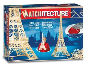 Bojeux Matchitecture - Eiffel Tower