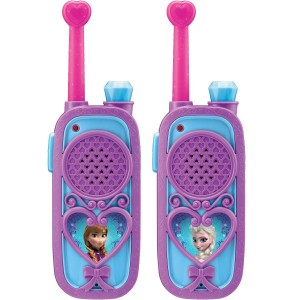 Disney Frozen KIDdesigns Chill 'n' Chat FRS 2-Way Radios