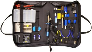 Elenco Deluxe 32 Piece Technician Tool Kit