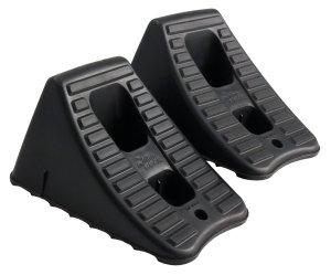 FloTool 11930MI Heavy Duty Wheel Chocks, Set of 2