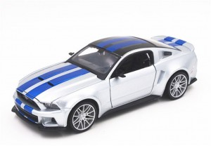 Maisto 124 Need For Speed 2014 Ford Mustang Diecast Model Racing Car