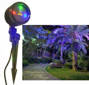 Top 10 best laser lights christmas led projector for outdoor red and green and blue 3 color laser aloadofball Gallery
