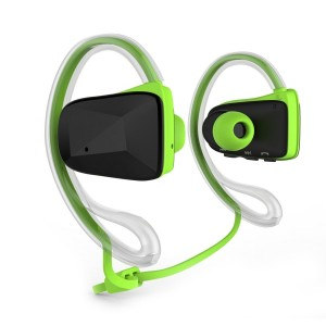 Water-proof Bluetooth Sports Headset APT-X Technology Provide CD-Quality and Superb Bass Sound Wireless Headphone With NFC&Dual