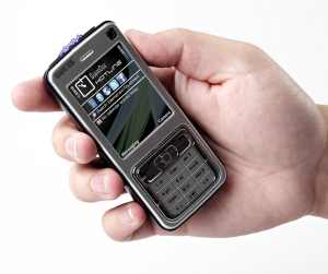 Guard Dog Hotline Cell Phone Stun Gun 3,600,000