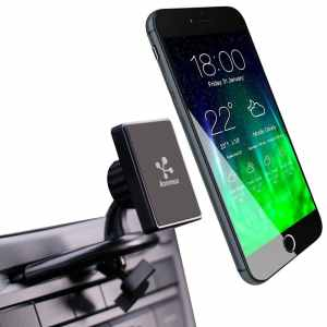 Koomus Magnetos CD Magnetic Cradle-less Smartphone Car Mount'
