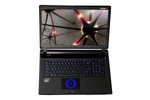 ORIGIN PC EON17-S Laptop with Exclusive ORIGIN PC Black Panel