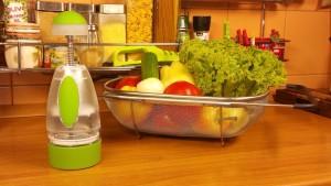 Ohana Magic - OnionGarlicTomatoesSalsa Chopper, Vegetable Slicer, Fruit Cutter