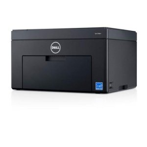 Dell Color Laser Printer 1200 dpi Print - Plain Paper Print (C1760NW)