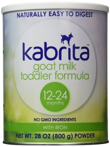 Kabrita Goat Milk Toddler Formula - Powder - 28 oz