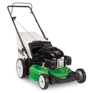Lawn-Boy 17730 Carb Compliant Kohler High Wheel Push Gas Walk Behind Lawn Mower, 21-Inch