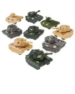 Pull Back Tanks (1 Dozen) - Bulk